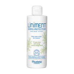 Mustela Liniment dermo-protecteur huile d'olive extra-vierge 400
