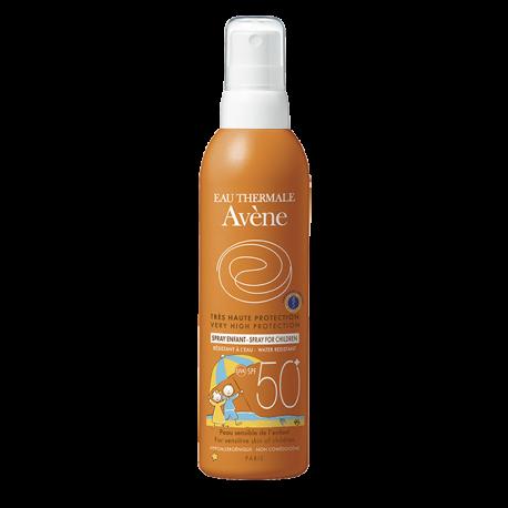Avène Solaires Spray Haute Protection Enfant SPF50+ 200ml