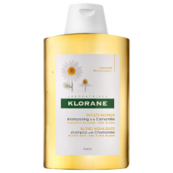 Klorane Shampooing Reflets blonds Camomille 400ml