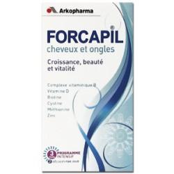 Forcapil gélules boite 180 + 60 gélules offertes